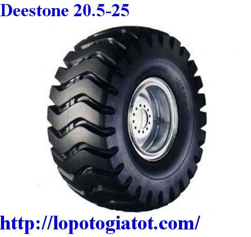 lốp công trình deestone 20.5-25