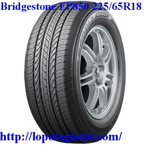 lốp bridgestone ecopia ep850 225/65r18