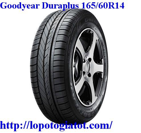 lốp goodyear assurance duraplus 165/60r14