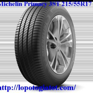 lốp michelin primacy 3st 215/55r17