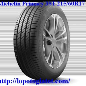 lốp michelin primacy 3st 215/60r17