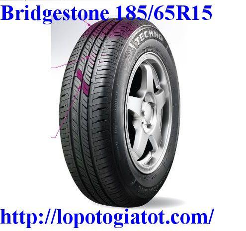 lốp bridgestone techno 185/65r15